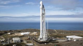 Vandenburg Falcon9 SpaceX