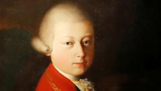 Mozart portrait in auction, 12 Nov 19