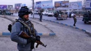 काबुलमध्ये दहशतवादी हल्ला