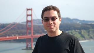 Iranian-American consultant Siamak Namazi is pictured in this photo taken in San Francisco, California in 2006, and provided by Ahmad Kiarostami.