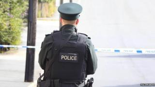Police said the attack bore all the hallmarks of violent dissident republicans