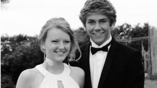 Hannah Hosegood and Scott Miles