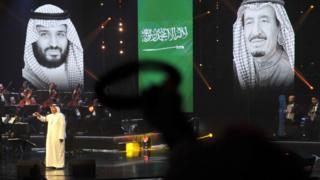 در یکسال اخیر دهها کنسرت در عربستان برگزار شده است