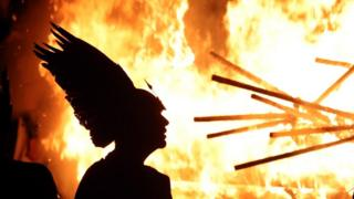 in_pictures Up Helly Aa