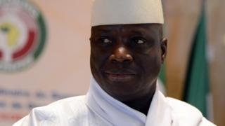 Yana takara da Adama Barrow na gamayyar jam'iyyun adawa