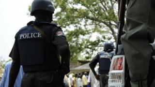نایجریايي پولیس