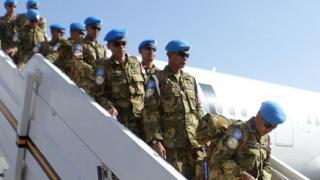 Indonesia, Sudan