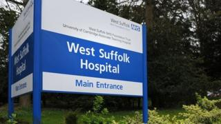environment West Suffolk Hospital