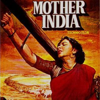 मदर इंडिया पोस्टर