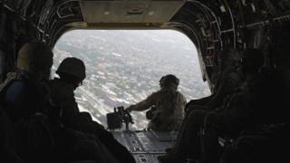 نزدیک به ۱۴۰۰۰ نیروی آمریکایی در حال حاضر در افغانستان مستقرند.