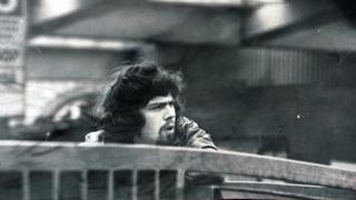 John Grieve in the 1970s
