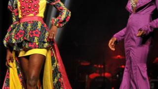 Des mannequins lors du Dakar Fashion week (illustration)