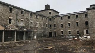 Former Lluesty hospital, Holywell