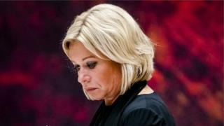 Hollandiya Müdafiə naziri Jeanine Hennis