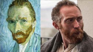 Van Gogh / Daniel Baker