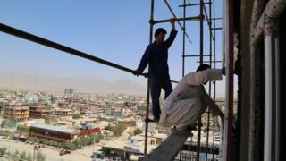 کارګر کابل کې
