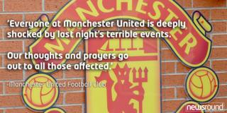 Manchester United quote