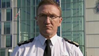 Chief Constable Ian Hopkins