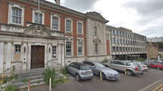 Bournemouth's former coroner's and magistrates' courts
