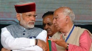 नेताओं के अमर्यादित बयानों और प्रज्ञा ठाकुर को टिकट देने पर क्या बोले जनसंघ और भाजपा के संस्थापक सदस्य रहे वरिष्ठ नेता शांता कुमार