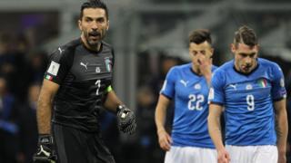 L'Italie ne participera à la Coupe du monde 2018 en Russie, une première depuis soixante ans.