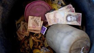 أوراق نقدية من البوليفار