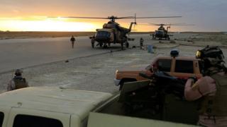 قاعدة عين الأسد في العراق
