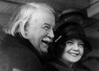 David a Megan Lloyd George