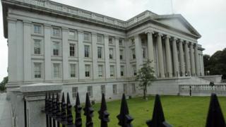 Міністерство фінансов США