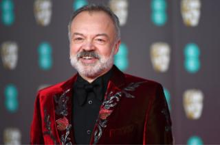 hollywood Graham Norton