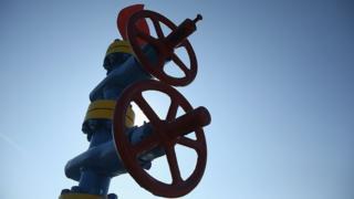 транспортировка газа в украине