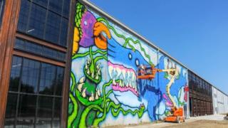 BrewDog HQ in Ohio