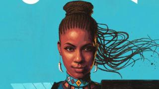 Cover of Marvel's Shuri
