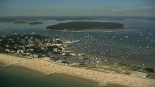 Poole Harbour islands