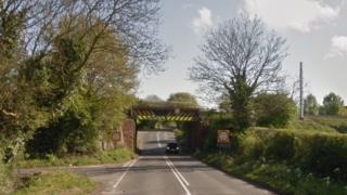 Kingway Bridge near Hullavington, Wiltshire