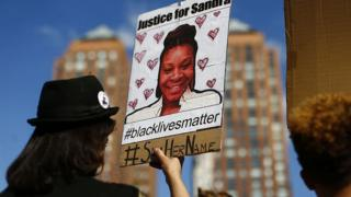 #SayHerName became a hashtag to symbolise victimised women of colour