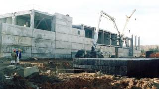 Planta nuclear de Mayak en 2010