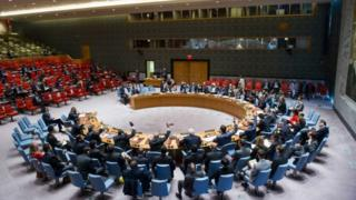 ONU, conseil de sécurité