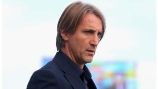 Davide Nicola a réussi à maintenir Crotone en bonne position lors de la dernière journée la saison dernière.