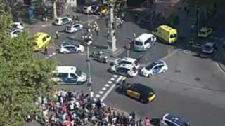 Барселона теракт