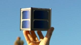 The Funcube satellite
