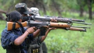 माओवादी, नक्षलवादी, झारखंड, महाराष्ट्र, सशस्त्र संघर्ष
