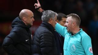 Mourinho, liga primer, Manchester United