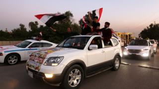 """""""يوم النصر"""" في العراق"""