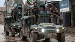 Ирак күчтөрү