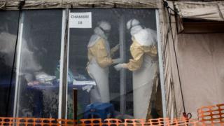 Centre d'isolement de lutte contre Ebola