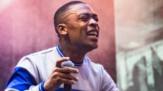Wiley performs on stage during day 2 of South West Four Festival 2019 at Clapham Common on August 25, 2019 in London, England.