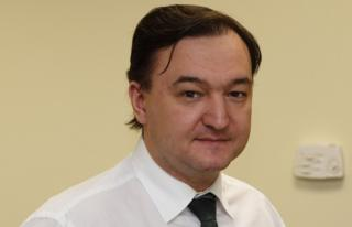 Russian lawyer Sergei Magnitsky in Moscow in 2006