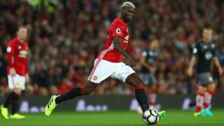 Paul Pogba of Manchester United has been the most expensive purchase of the current transfer window