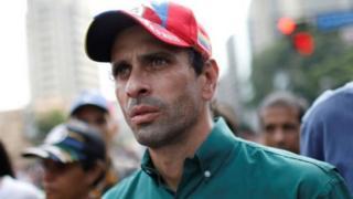 Capriles pia anahudumu kama gavana wa jimbo la Miranda